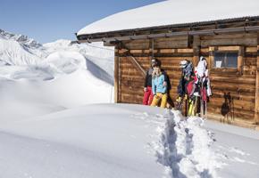 Skitouren im Tuxertal