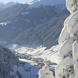 Winter in Tux