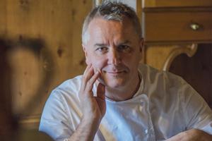 Küchenchef Toni Fercher